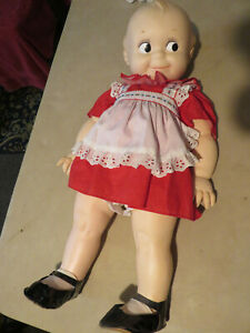 Kewpie Cameo Dolls by Jesco Giant Large Doll 24inches