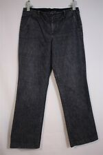 Gap Stretch Misses 4 Straight Leg Dark Blue Trouser Style Jeans Pants