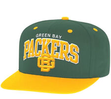 Green Bay Packers Mitchell & Ness NFL Arch Logo Snapback Hat Cap GB