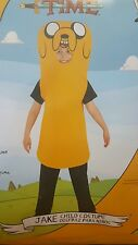 Jake Adventure Time Boys Costume Large 10-12 by Rubies 610193