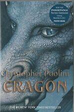 Eragon - Christopher Paolini - SC - 2005 - Alfred A. Knopf - 9780375826696.