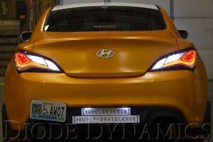 2013-2016 Hyundai Genesis Coupe Tail as Turn Signal Module w/Backup LED's HP48