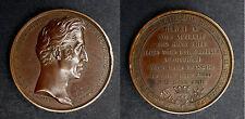MULHOUSE Charles X 1828 - Aux Mulhousiens reconnaissans / Vous étiez suisse ...