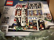 LEGO Creator Pet Shop 10218 Brand New Factory Sealed Will Ship Original Shipper