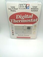 LUX Digital Thermostat DMH 100