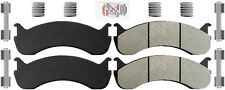 Disc Brake Pad Set-Hydraulic Brakes Rear,Front Autopartsource ASD786