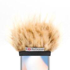 Gutmann Mikrofon Windschutz für Apple iPhone 11, 11 Pro, 11 Pro Max Modell CAMEL