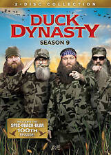 Duck Dynasty Season 9 (DVD) NEW!!!FREE FIRST CLASS SHIPPING !!