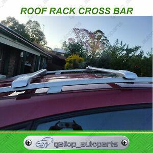 Roof Rack Cross Bar For Toyota landcruiser Prado 120 Series 2003 -2009 Raised