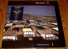 PINK FLOYD A MOMENTARY LAPSE OF REASON ORIGINAL FIRST PRESSING LP ~ SEALED!