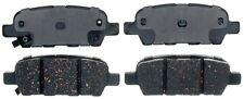 Rr Ceramic Brake Pads  ACDelco Advantage  14D905CHF1