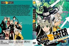 Soul Eater Episodes 1-51 Dual Audio English/Japanese - English Subtitles