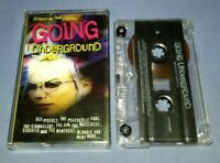 V/A GOING UNDERGROUND cassette tape album