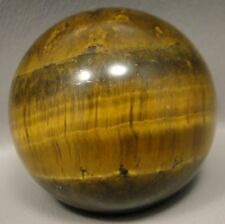 Tigereye Sphere 2 inch Stone Tiger's Eye Gemstone 50 mm Ball #5