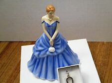 Royal Doulton Pretty Ladies Charm Horseshoe Swarovski crystal