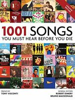 1001 Songs: You Must Hear Before You Die by Dimery, Robert Book The Fast Free