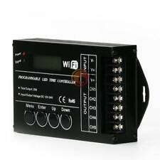 WIFI Connect Time Programmable LED Controller With 5CH For Light TC421 DC12-24V