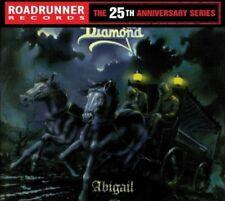 King Diamond - Abilgail  RARE OOP ORIG 25th Anniversary Series CD + DVD (Mint!)