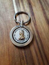 Wolfgang Amadeus 1756 Mozart 1791 Austria Keychain key ring