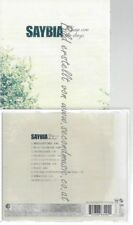 CD--SAYBIA--    THESE ARE THE DAYS