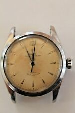 VINTAGE TUDOR SMALL ROSE,OYSTER-PRINCE 34, 7909,17J, ROTORSELF WIND, MENS WATCH