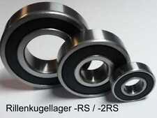 """** 1x Rillenkugellager 6203-2RS/C3 d=3/4""""-19,05mm ..... Inch/Zoll ........ *NEU*"""
