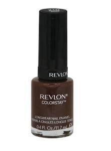 Revlon Colorstay Longwear Nail Enamel #210 French Roast