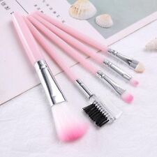 Pink Brush Kit Lipstick Brush Makeup Brush Set Cosmetic Tool Eyeshadow Brush