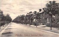 POSTCARD    HAMPSHIRE    ALDERSHOT   Duke  of  Connaught  Road
