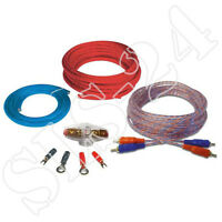 Dietz 20120 Kabel Set 20 mm² Kabelsatz 20qmm für Verstärker Endstufe Amplifier