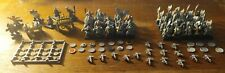 warhammer dwarves army 37 warriors quarellers canon organ gun dwarf