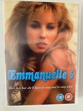 Emmanuelle 5 DVD FAST DISPATCH UK