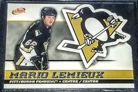 2003-04 Mario Lemieux Mcdonald's Pacific #41 - Pittsburgh Penguins