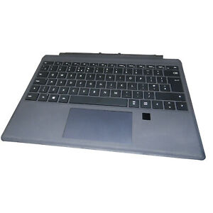 Microsoft Surface Pro 4/5/6 Type Cover Fingerprint ID Model 1755 Keyboard UK