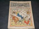 JOURNAL BD L'ÉPATANT N°1353 du 5 JUILLET 1934 FORTON