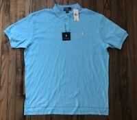 NWT Polo Ralph Lauren Mens Short Sleeve Polo Shirt Size XL