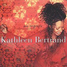 Kathleen Bertrand : No Regrets CD (2002)