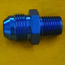 Straight Adapter 16 an to 1 in npt Fitting