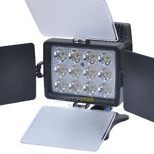 Portable LED-1040A Camcorder Video Light fr SONY Panasonic Canon Video Camera DV