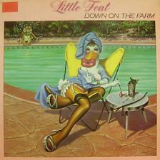 LITTLE FEAT-DOWN ON THE FARM LP VINILO 1980 SPAIN