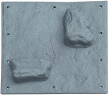 Climbing Wall Panel A rock wall climb stones playground cubby accessories XC34