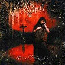 CD OPETH STILL LIFE BRAND NEW SEALED
