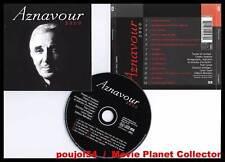 """CHARLES AZNAVOUR """"2000"""" (CD) 14 titres 2000"""