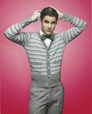 Darren Criss GLEE Blaine Anderson 8x10 Photo Picture Poster Girl Most Likely 3