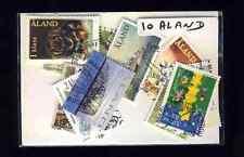 Aland 10 sellos diferentes