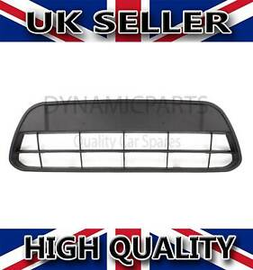 FOR FORD TRANSIT CONNECT FRONT LOWER BUMPER GRILL BLACK (2002-2013)