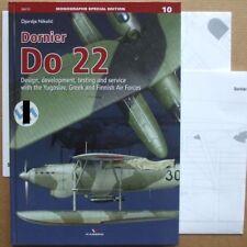 Dornier Do 22 - Kagero Special Monograph English HARDBACK