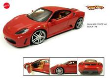 HOTWHEELS FERRARI F430 Coupe {Rouge} Red 1:18 G7160**Back in Stock!! VERY RARE!