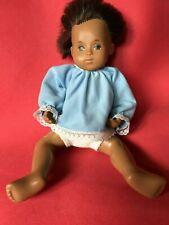 Vintage baby Sasha Doll Dark Hair