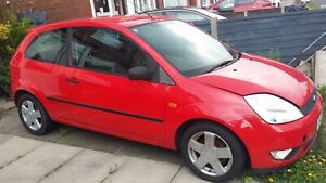 Ford Fiesta Zetec 1.4 cheap tax good round 11mth MOT great engine&box drive away
